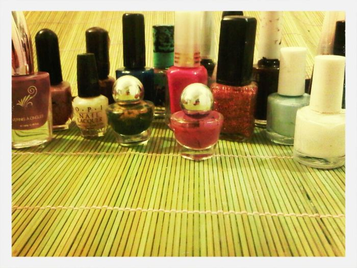 Love It Paiting My Nails