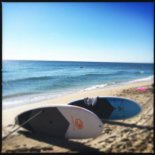 Got a nice 2 mile paddle in this morning and then played on the baby waves. Paddleboarding Paddlesurf Standuppaddle Gay