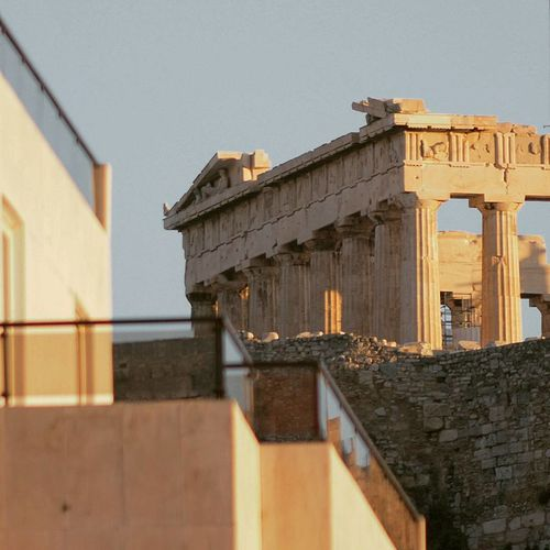 Architecture Built Structure History Building Exterior Old Ruin Travel Destinations Outdoors Sky Day No People Clear Sky King - Royal Person Athens, Greece Athens Athens City Athens Greece Parthenon Acropolis Greece Parthenon Parthenon Greece