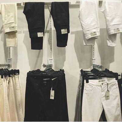 Jeans represent democracy in fasion. 💁