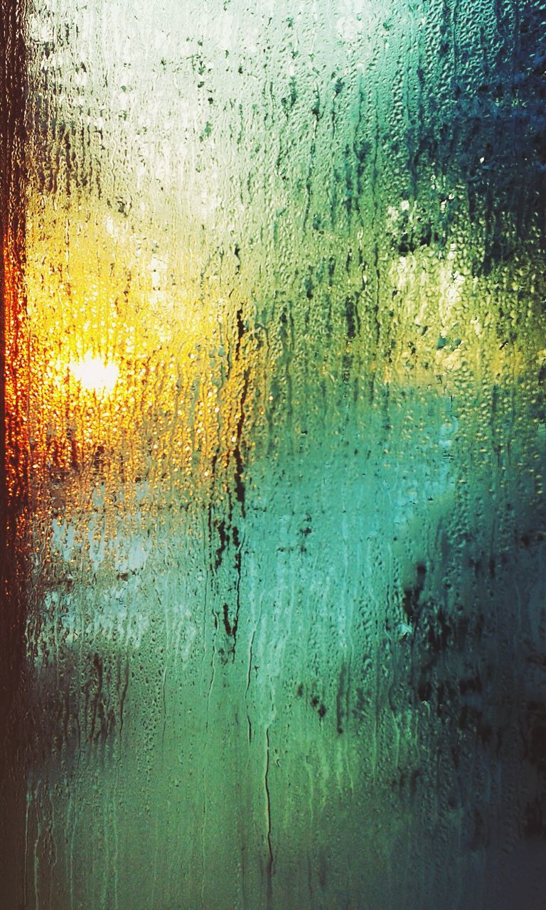 backgrounds, drop, water, full frame, abstract, close-up, textured, no people, yellow, outdoors, day