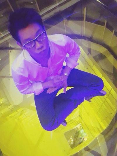 My Self Floating Peace ✌ in the aAir