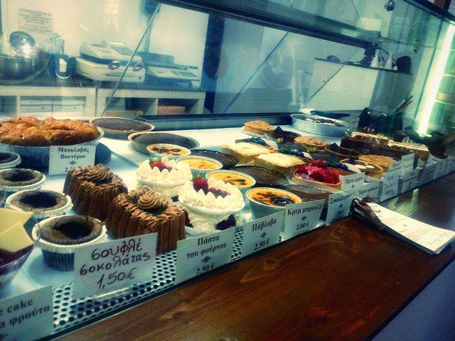 Sweets Food Volos Greece Happy Life ♥ Yummy