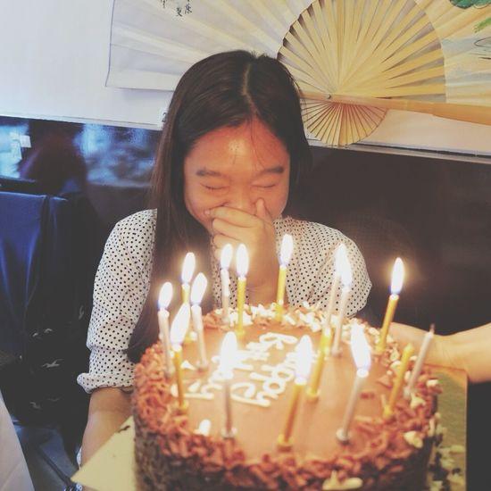 Enjoying Life Birthday Surprise!
