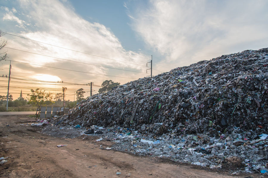 Bin Ecology Environment Garbage Garbage Bin Industry Junk Landfill Landfill City Landfill In Thailand Landfill Truck Landfill Waste Mountain Waste Recycle Reuse Rubbish Thailand Toxic Waste