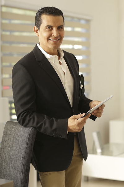 Tablet Atractive Business Businessman Bussines Man Bussines Meeting Comunication Corporate Business Handsome Happiness Millionarelifestyle Occupation Office Smiling Suit Technology Well-dressed Wireless Technology