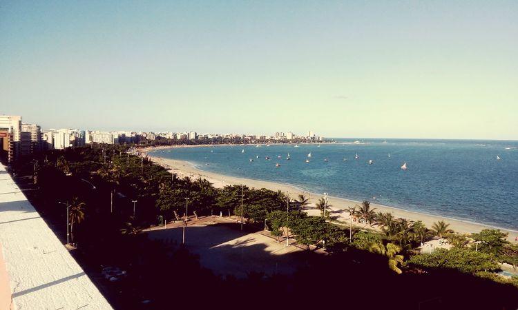 Brazil Maceiobeach Beach Summer Summertime
