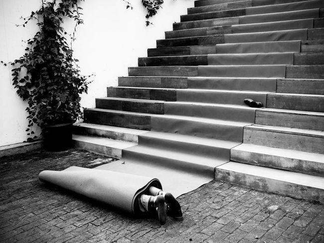 The Street Photographer - 2014 EyeEm Awards Street Photography Black & White