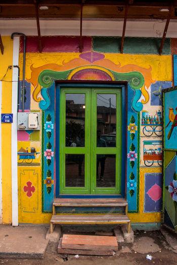 Kozhikode Door