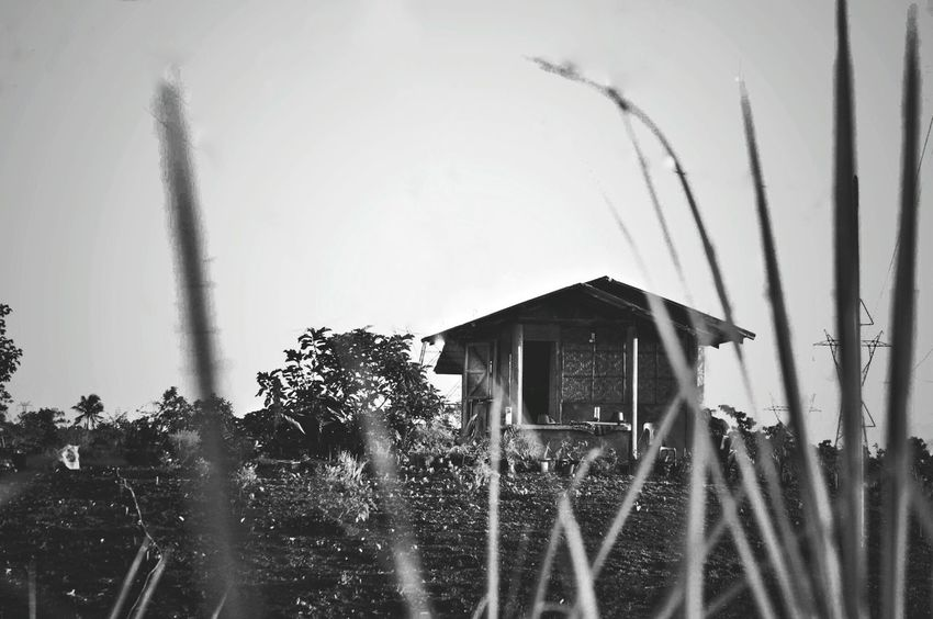 Bnw_collection Bnw_captures Eyeem Philippines Nikon Collection Nikonphotography Nikon D90 Hut Peace And Quiet Spraying Water Outdoors Built Structure No People Day Architecture