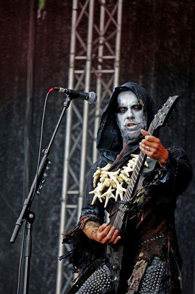 Behemoth Live Festival