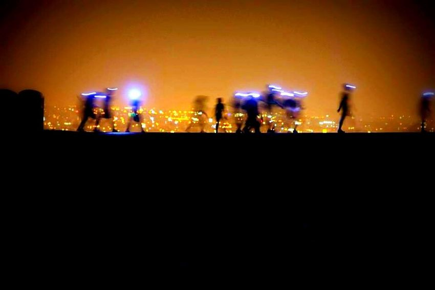 Night running people ☺🏃🚶 Photography In Motion Capture The Moment Capturing Freedom Capturing Movement Motion In Motion Movement Photography Movement People People Photography People Running Silhouettes Silhouette_collection Our Best Pics EyeEm Best Shots Night Lights Night Photography Night View Need For Speed