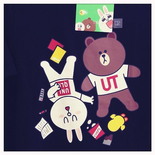 Uniqlo Linefriends