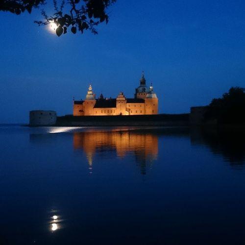 Kalmarslott Kalmar Kalmarsommar Slott Schloss Sverige Sweden Schweden Blue Wave