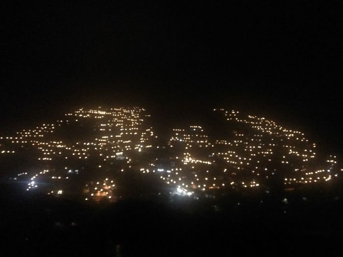 Night Firework