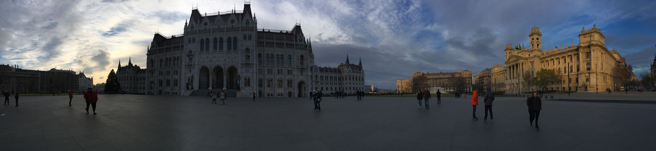 HungarianParliamentBuilding Beautiful View Budapest Enjoying Life IPhoneography Beautiful Day Discoverbudapest