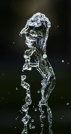 Water Motion No