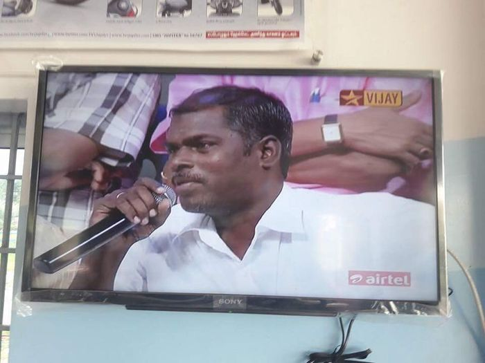 Vijay TV First Eyeem Photo