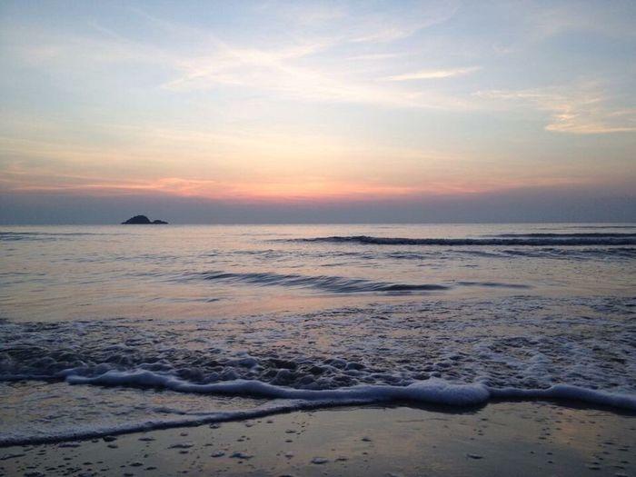 Sea Sea And Sky Morning