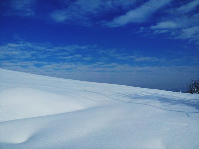 Bulut☁ Kar Ilkadım EyeEm Wintertime ✌✌ First Eyeem Photo Winter Taking Photos Snow ❄ Snow Day Snowy