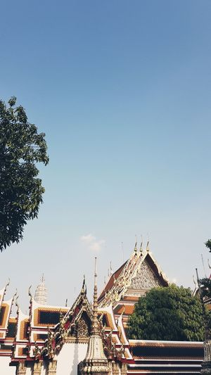 Temple Day Outdoors Travel Destinations No People Architecture Sky Tree