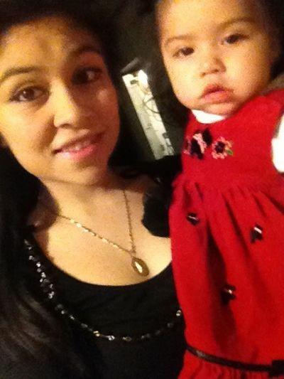 My daughter !