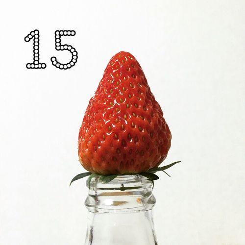 Strawberry Japan 15 Ichigo