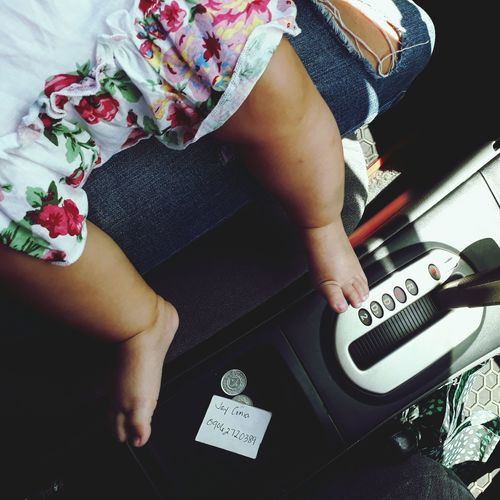 Mommy on wheels Proudmom Breastfed Baby Workingmom Independentwoman Human Hand Music Low Section Musician Arts Culture And Entertainment Close-up First Eyeem Photo