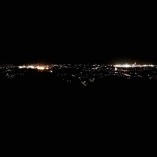 Beautiful lights Portsdown Hill Lights Portsmouth England Country Top