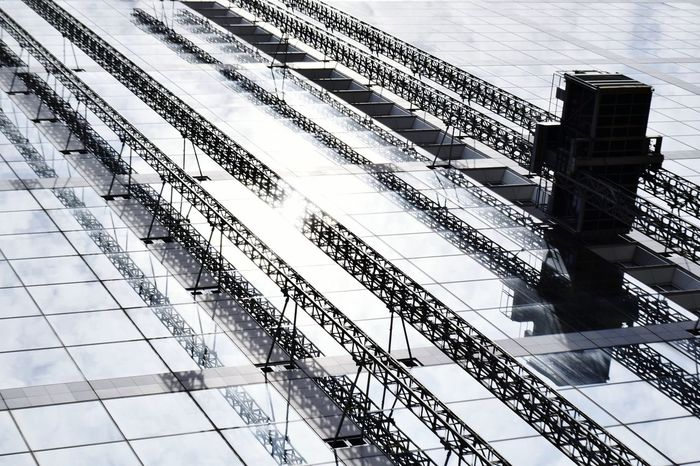 Paris France La Défense La Grande Arche Architecture Facades Facade Building Building Lookingup ArchiTexture