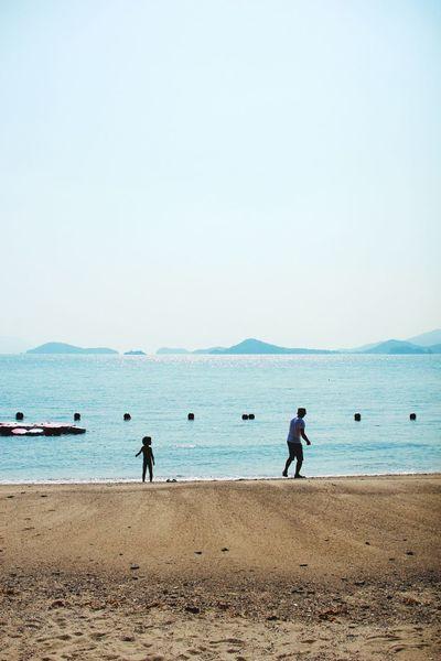 OGIJIMA 2015 Ogiisland Ogijima Sea And Sky Sea View Kagawa,Japan Kagawa Summer Seaside Sanuki