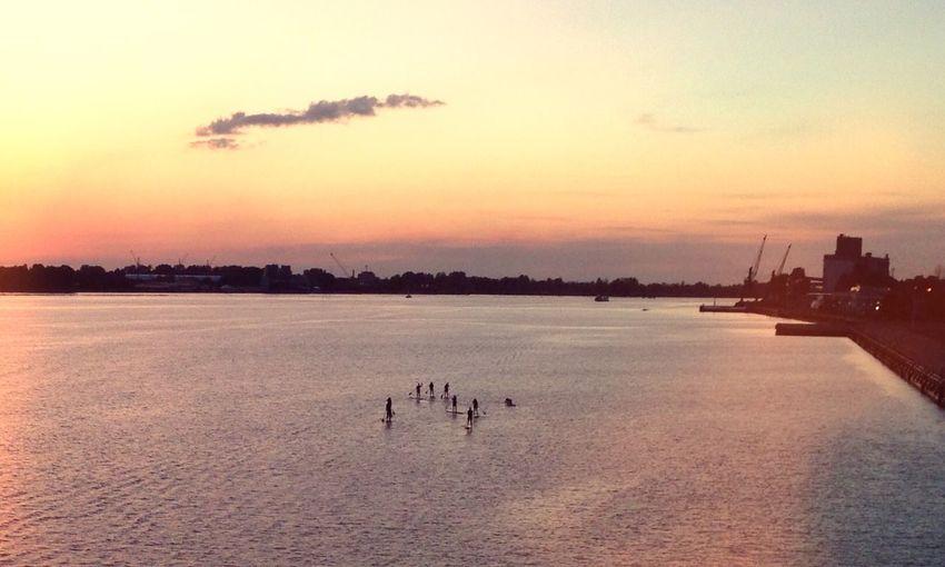 Riga River