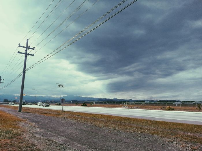 Highway to hell. Street Photography HighwayToHell Highway Check This Out Perspective Travel