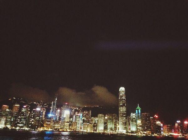Light Up Your Life City Lights I Love Hong Kong A Symphony Of Lights