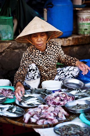 Time For Breakfast  Vietnam Travel Photography Eye4photography  OpenEdit Zerofotografie.nl Nikon Fish Taking Photos Market