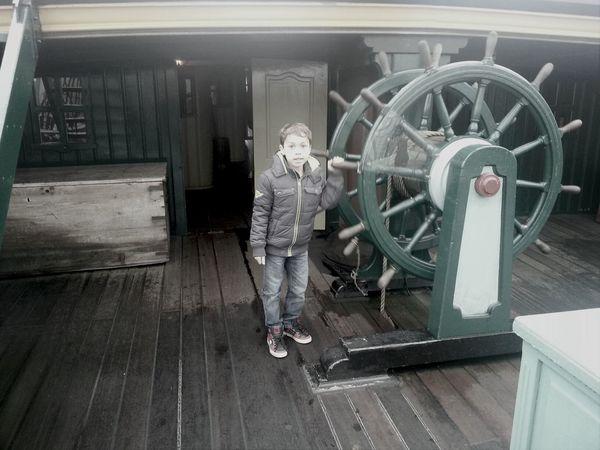 Scheepvaartmuseum Yesterday Taking Photos
