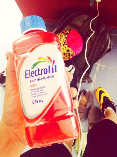 Electrolite Timeback
