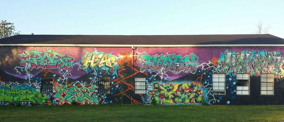 Graffiti Graffiti Art Graffiti Wall