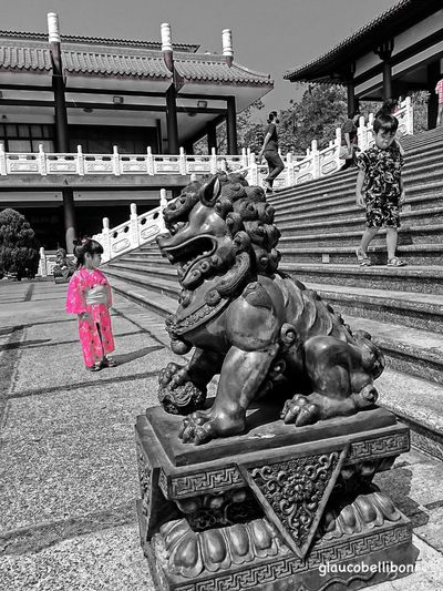Zulai Temple in Cotia/Brazil Temple Temple - Building Cotia Zulai Temple Brazil Splashing Splash Of Color Splash Photography Saopaulowalk Eyeemphotography