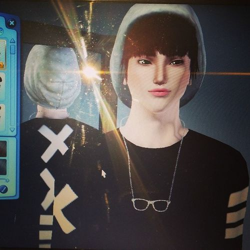 Sims3 another Look of my Sim it's Everyday wear 💘❤💞💞💓😍💕