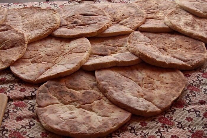 No People Close-up Day Outdoors Food Bazlama Turkish Food