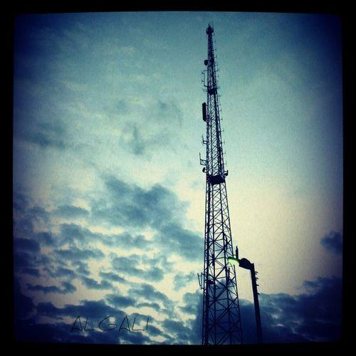 برج إيفل متاع بنغازي :))) إنزازات
