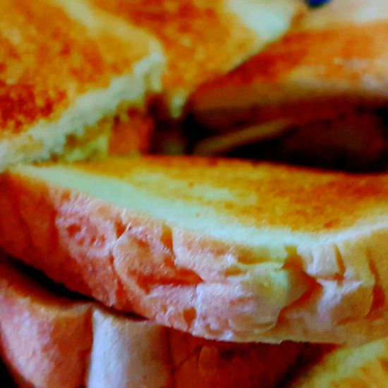 Food Beautifull Close-up Singapore Bread Cheese Bread & Cheese Delicious ♡