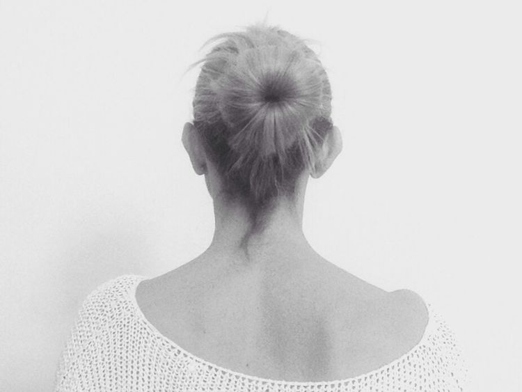 Déjà vu... Hair Bun Headshot Studio Shot Blond Hair One Person Real People Hair Back Back Pain White Background Women One Woman Only Getting Inspired EyeEm Gallery Eyeem Market Exceptional Photographs Minimalmood Portrait What I Saw Lies Minimalobsession Detail ThatsMe Dayoff Women Around The World Love Yourself