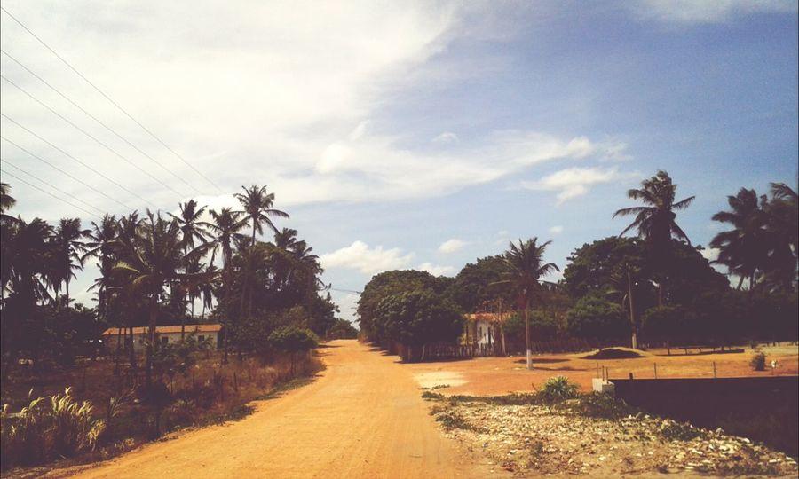 Minha estrada House Caminho
