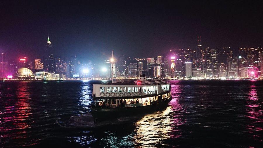 Ferry Victoria