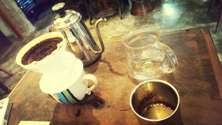 攝氏58度是完美呈現咖啡味道的溫度。☕