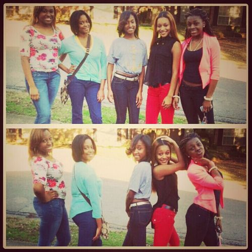 Us Before The JD & Carver Game