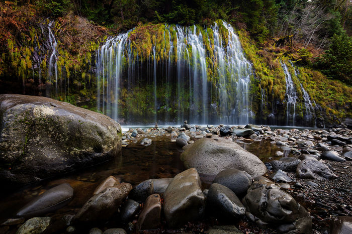 California Daytime Mossbrae Falls Beauty In Nature Long Exposure No People Outdoors Siskiyou County Waterfall
