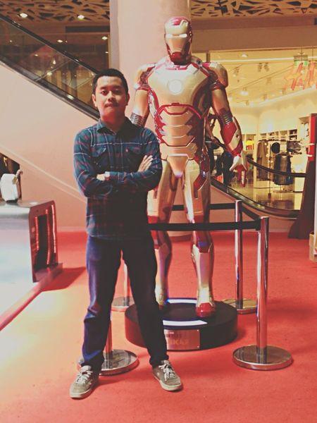 Avengers Ironman Robot Exhibition